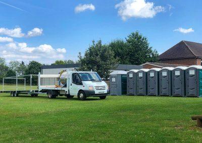 Portable Toilet hire in Surrey