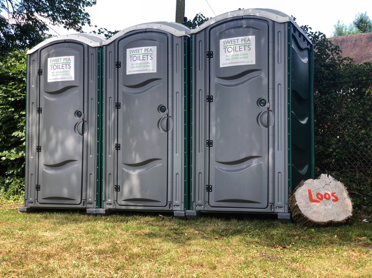 Portable Toilet Hire in Surrey