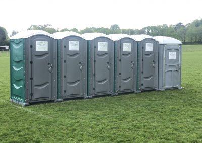 Portable toilet hire in Surrey & Sussex