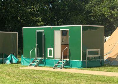 3+1 Luxury Toilet hire in Surrey