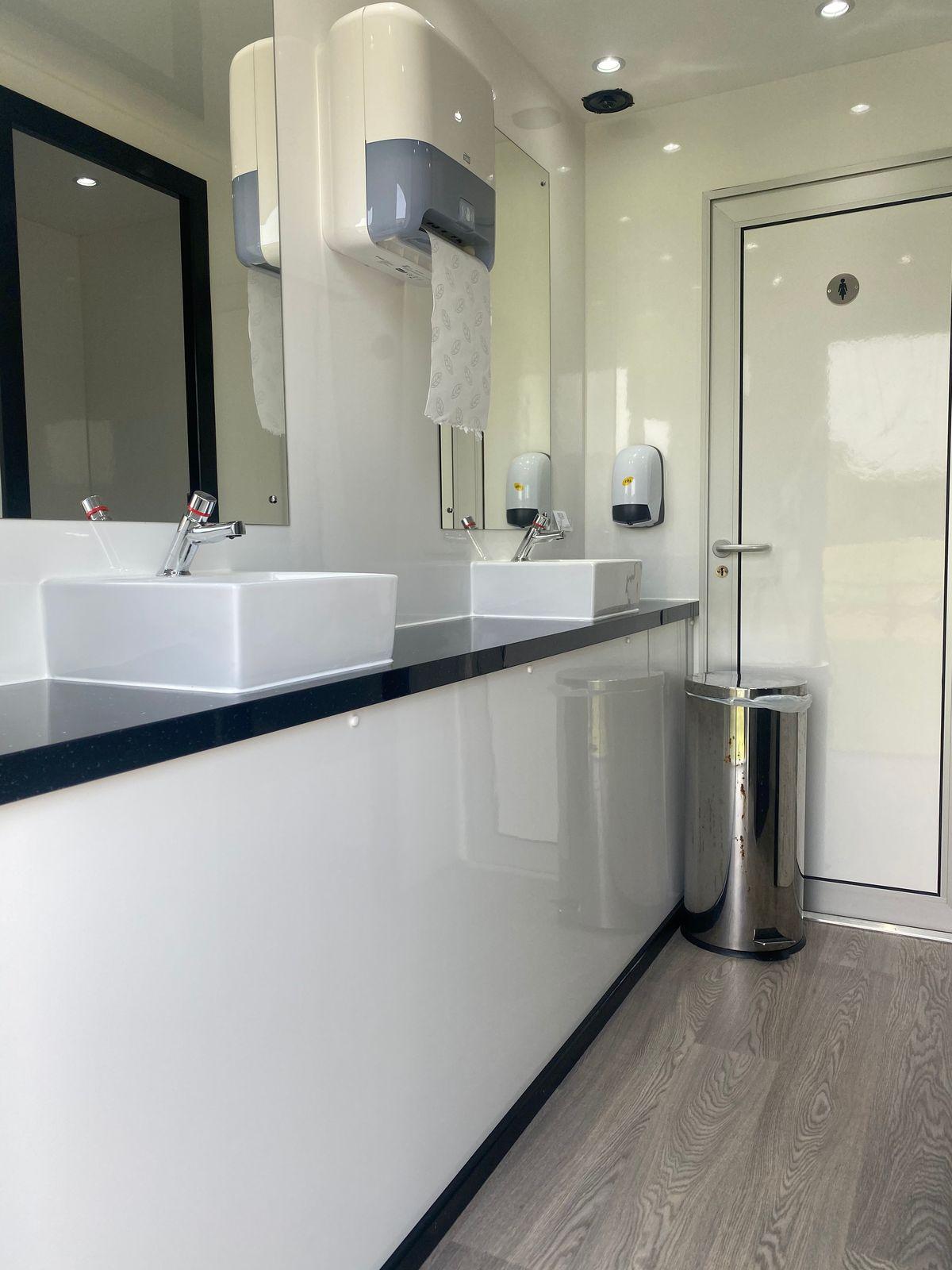 Luxury Toilet hire Surrey